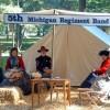5th Michigan Regiment Band